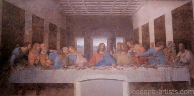 La Ultima Cena ~ Leonardo da Vinci