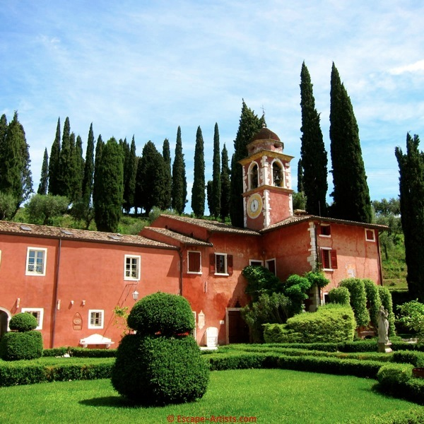 The Magical Villa Cordevigo