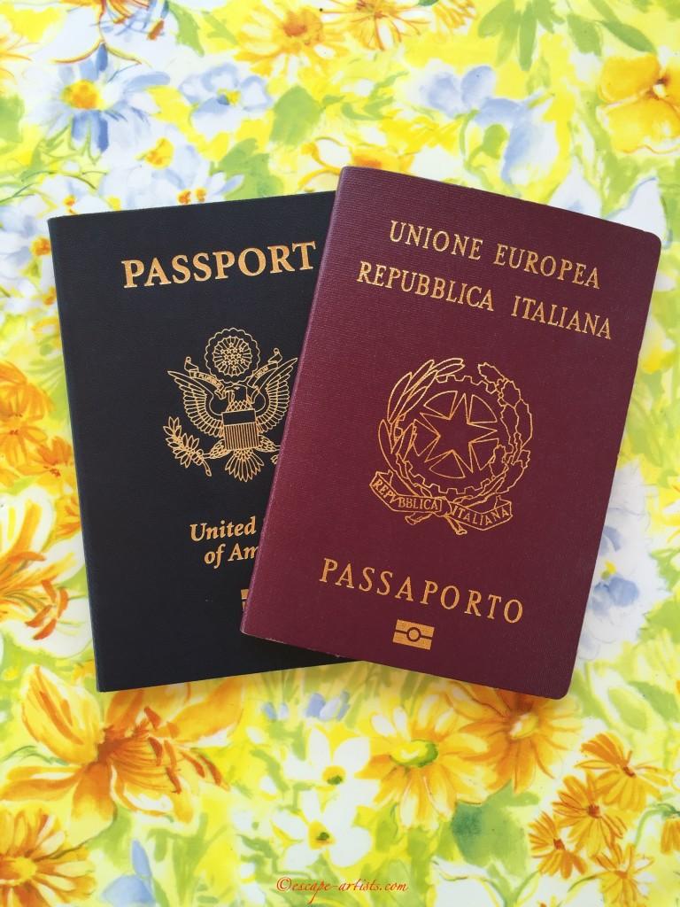 An American and EU citizen!