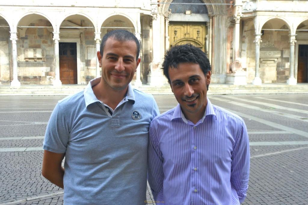 Angelo Marazia and Antonio Lezzi Founders of Forma Naturae