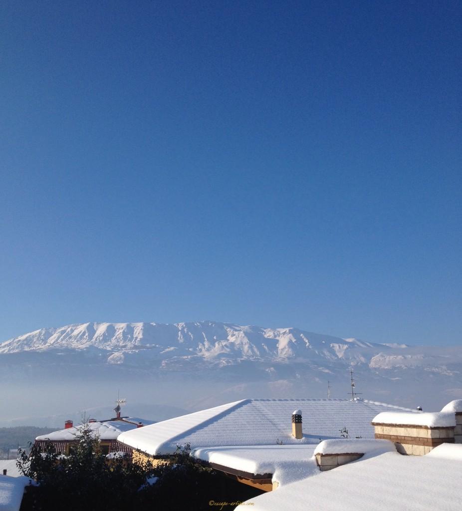 My big blue sky!